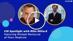 Penn Medicine's Michael Restuccia
