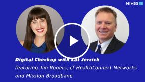 Jim Rogers, president of HealthConnect Networks and Mission Broadband