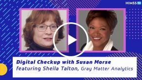 Gray Matter Analytics CEO Sheila Talton