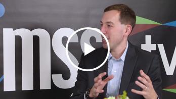 Jesse Ehrenfeld talks to HIMSS TV