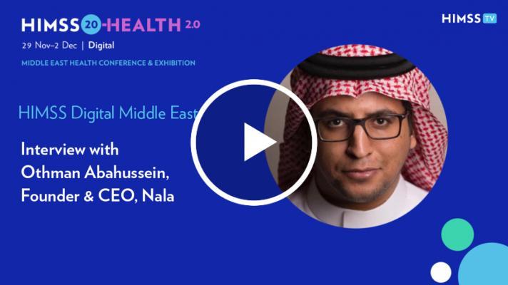 Nala CEO Othman Abahussein