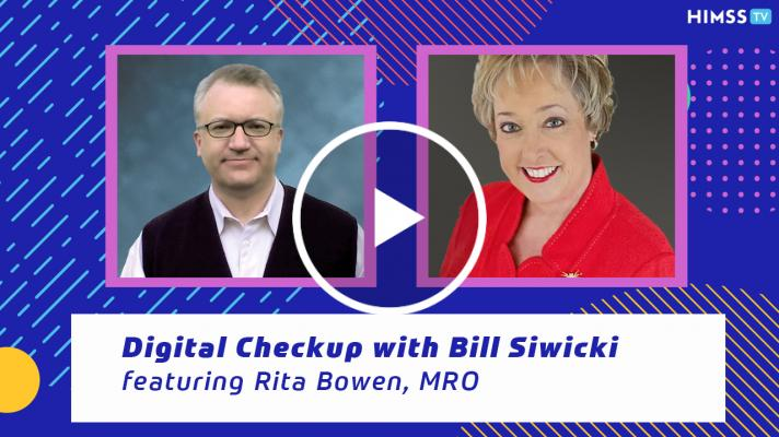 Rita Bowen, vice president of privacy, compliance and HIM policy at MRO