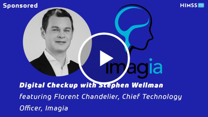 Imagia Chief Technology Officer Florent Chandelier