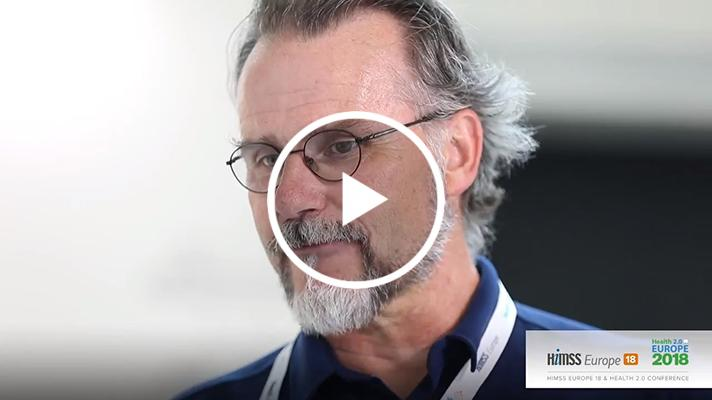 Lucien Engelen, director of the Radboud Innovation Center in the Netherlands