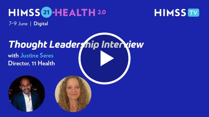 11 Health Director Justine Seres