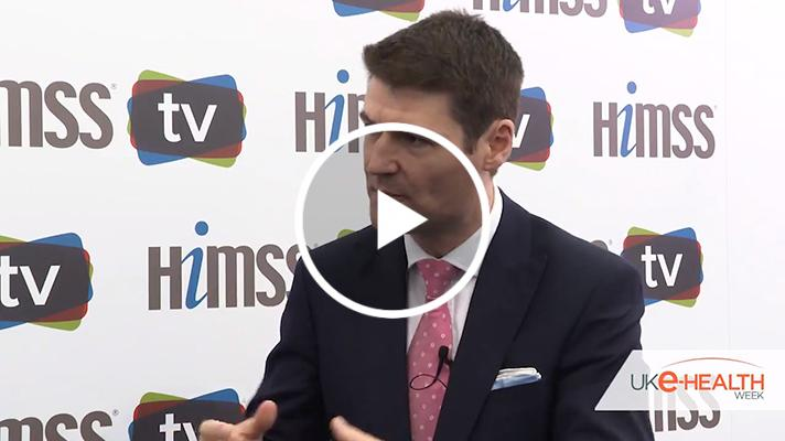 Simon Eccles, chief clinical information officer at NHS England