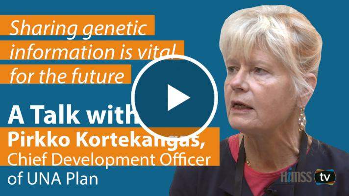 Chief Development Officer at Finland's UNA Plan Pirkko Kortekangas