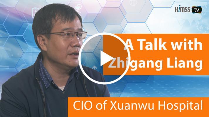 Zhigang Liang, CIO, Xuanwu Hospital, Capital University of Medical Sciences