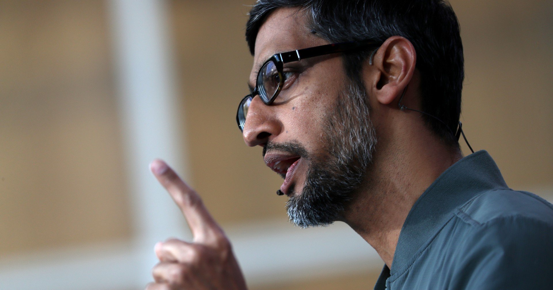 Google CEO weighs in on AI ethicist's controversial departure