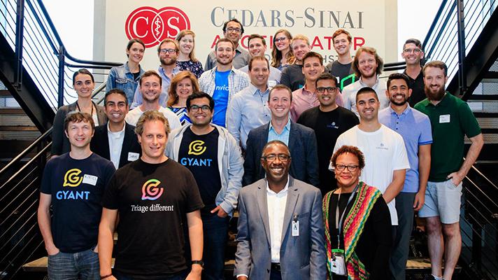 CedarsTechstars accelerator program