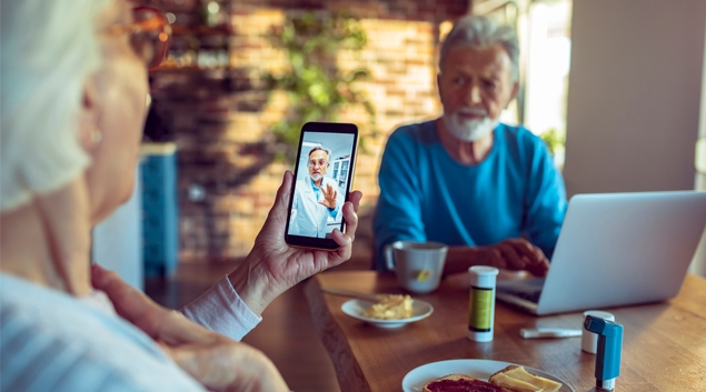 Making seniors comfortable with telehealth will be a goal for healthcare in 2021 thumbnail