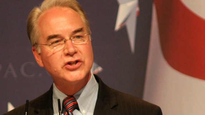 Senate Tom Price