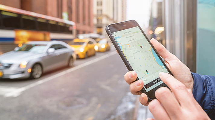 Uber and Lyft duke it out for healthcare marketshare
