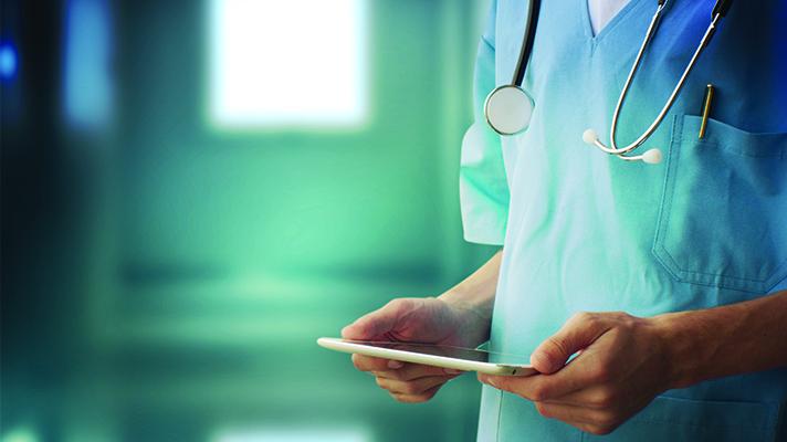 Healthcare's digital storm