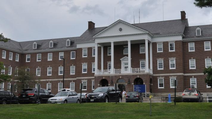 VA Center, White River Junction, Vermont.