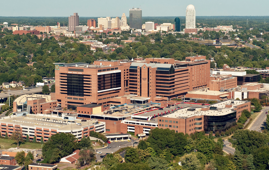 Photo Wake Forest Baptist Medical Center