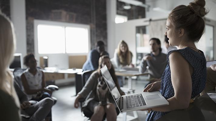 Women CEOs still rare in digital health startup