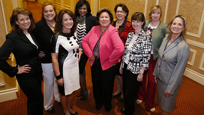 The HIMSS16 Women in Health IT Roundtable was held Monday at the Sands Convention Center.