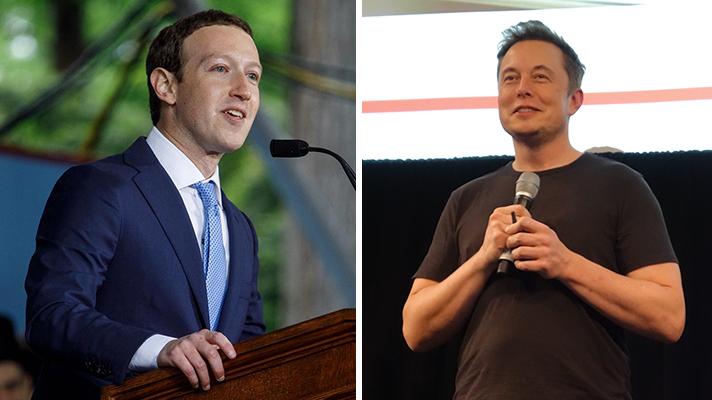 Mark Zuckerberg, Elon Musk on Artificial Intelligence